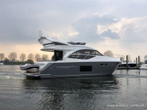 AA7 PRINCESS 49 FLYBRIDGE