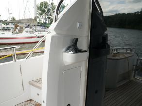 DD1 PRINCESS 49 FLYBRIDGE AFTDECK