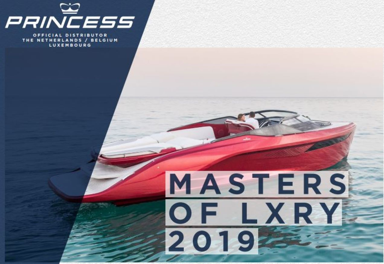 Masters of LXRY 2019