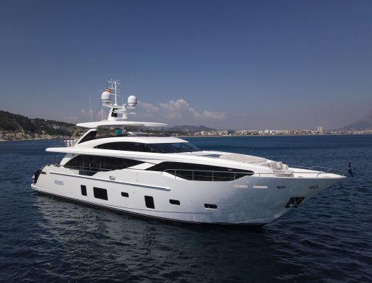 Princess 30M Bandazul nominated for World Superyacht Award