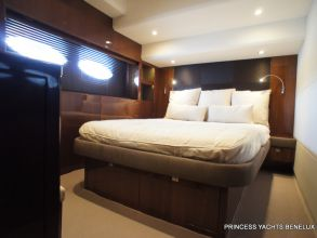 GG1  PRINCESS 72MY 2011 STB CABIN