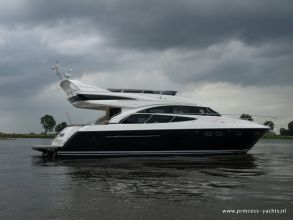 AA6 PRINCESS 60 FLYBRIDGE