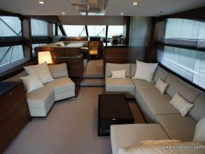 BB3 PRINCESS 60 FLYBRIDGE SALOON