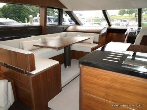 BB5 PRINCESS 60 FLYBRIDGE SALOON
