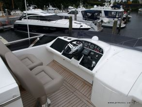 CC1 PRINCESS 60 FLYBRIDGE FLYBRIDGE