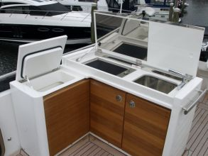 CC4 PRINCESS 60 FLYBRIDGE FLYBRIDGE